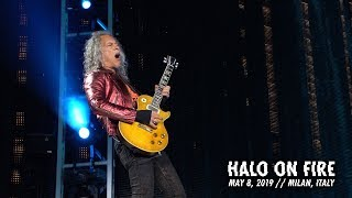 Metallica: Halo On Fire (Milan, Italy - May 8, 2019)