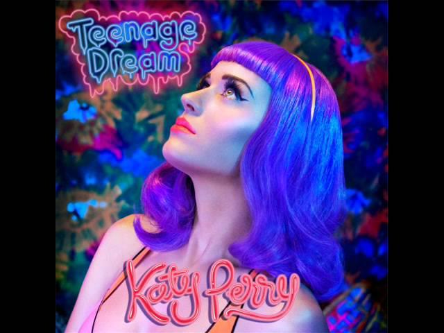 Katy Perry - Teenage Dream (Audio)