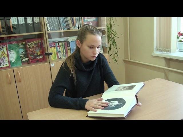 Изображение предпросмотра прочтения – КсенияНоскова читает произведение «Бабушке» М.И.Цветаевой