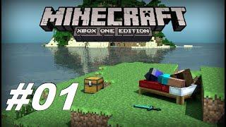 Let's Play Minecraft Xḃox One #01 ☆ Super Start!   German/Deutsch HD