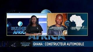 Kantanka, la première marque d'automobile au Ghana cible le marché international [Business Afri