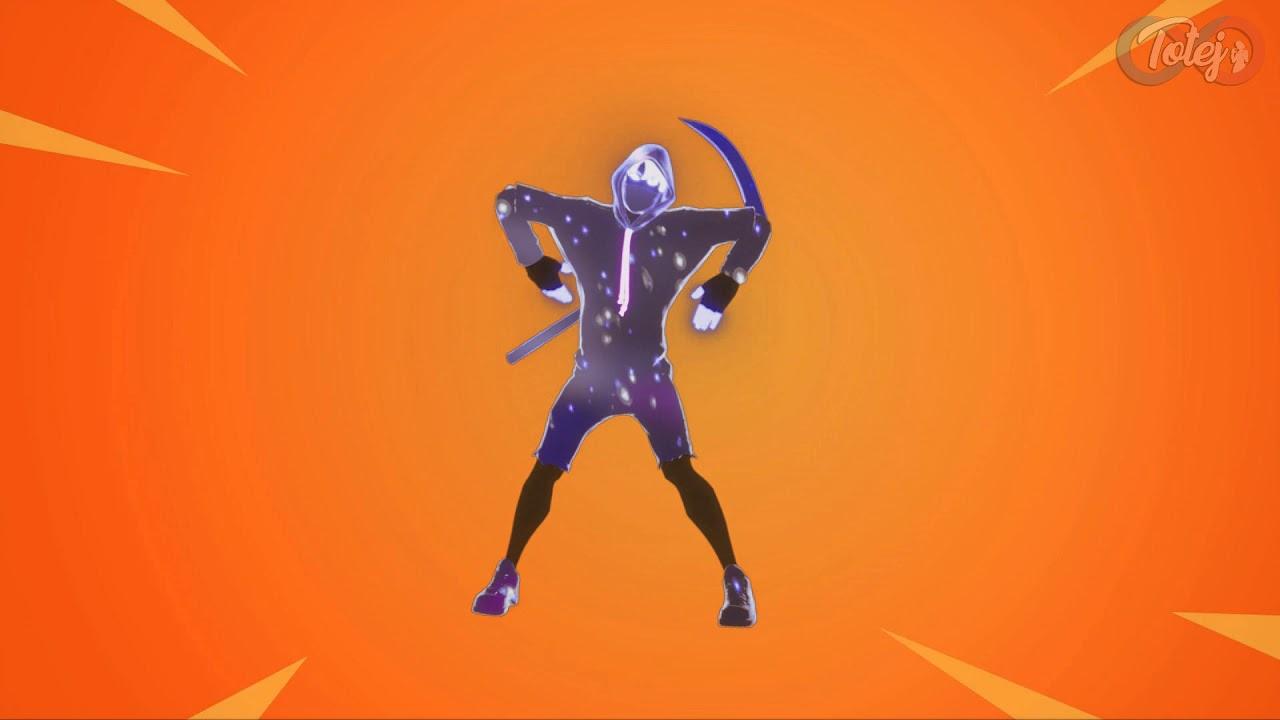 Galaxy Ikonik Skin Scenario Emote Music Fortnite Youtube