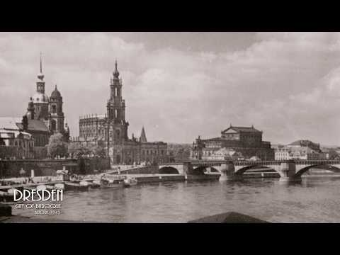 Dresden - City of Baroque before 1945 (D23-D34) Saxony Germany • Stadt des Barock Sachsen 4K
