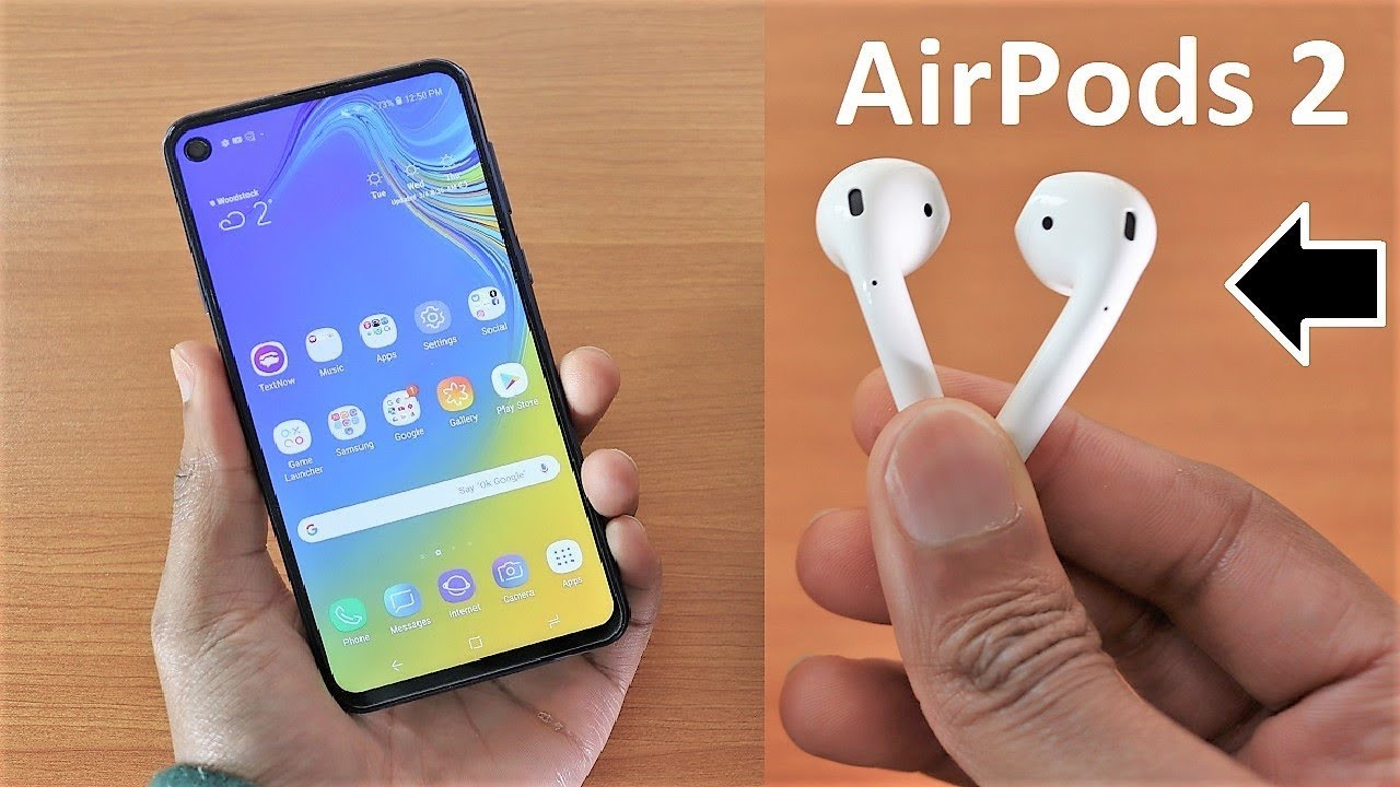 Airpods 2 Android