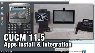How to install/integrate CUC and IM&P 11.5 to CUCM 11.5 (Home Lab Edition)