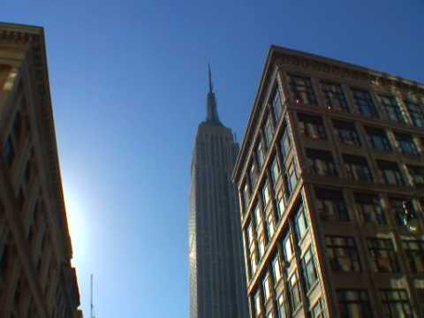 Welcome to New York City, city guide (original DVD 60min.)