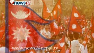 JAYA SWABHIMAN SONG - NEWS24 TV