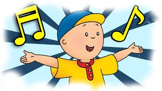 Caillou's Favorite Songs Resource | Learn About, Share and