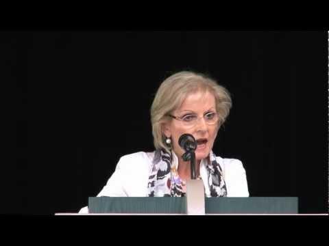 Freiburg - Palästinatage - Evelyn Hecht-Galinski - Wieviel Israelkritik darf es denn sein ?