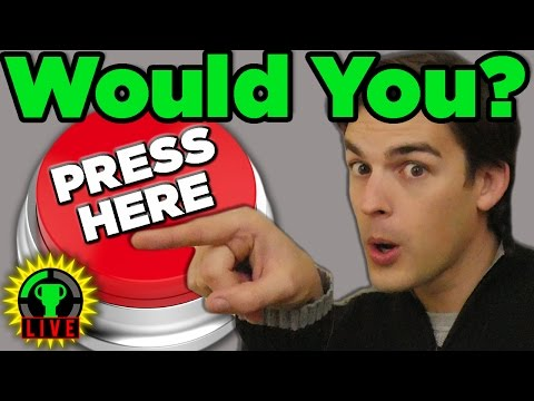 Thumbnail: Will YOU Press the Button? - I CAN'T Resist!
