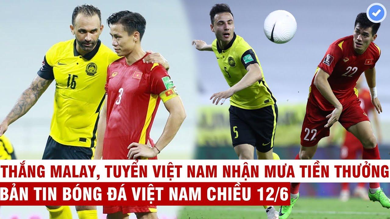 VN Sports chiều 12/6 |Quế Ngọc Hải bật mí lời khiêu khích từ đối thủ,siêu sao Malay không phục ĐTVN