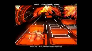 DJ Hype - Evil Homer (Simpson Gabber 180) [Audiosurf - HD]