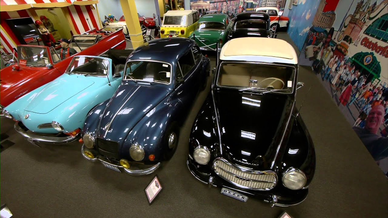Miami Auto museum - YouTube