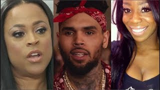 🏀BasketballWives Shaunie O'Neal Chris Brown OG right is right