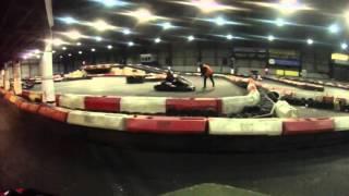 Team-Sport indoor karting Leeds with Ourkid