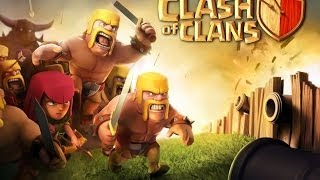 clash of clans bon village hdv 8 hybride