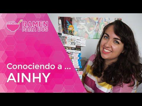 CONOCIENDO A AINHY