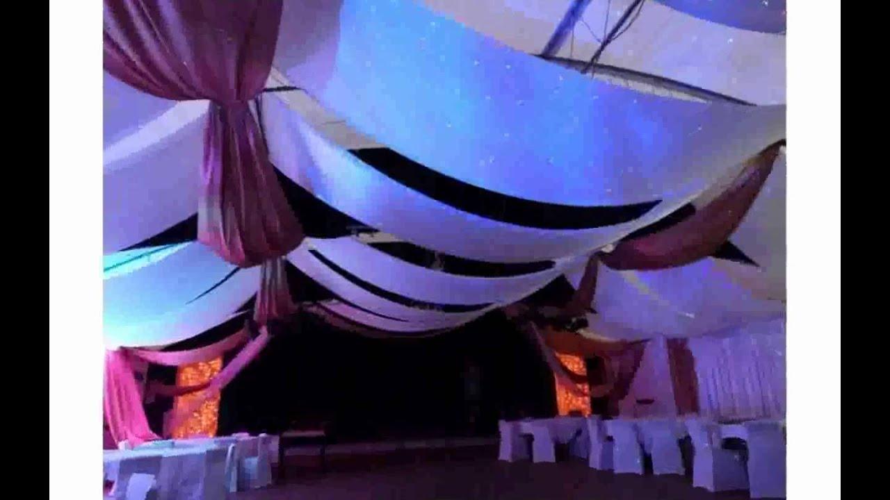 tenture mariage - Tenture Plafond Mariage