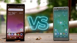 Sony Xperia XZ2 vs XZ2 Compact Review - TOP Underrated Smartphones 2018!