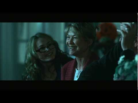 Laurie Strode. . . A touching scene with Scout Tayler-Compton