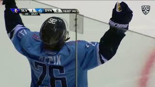 HC Dynamo M 2 Slovan 3, 13 September 2018