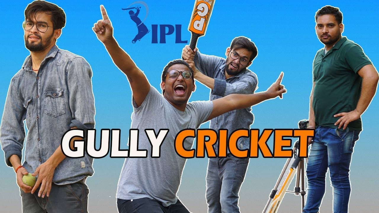 Cricket Gully Gully Ki | Mauka Mauka | Funny Gully Cricket | icc world cup 2019 | three Hawks