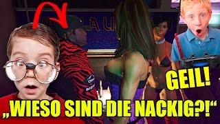 9 JÄHRIGER SPIELT GTA 5 HEIMLICH und BEKOMMT TODESANGST !!! (Eskalation)