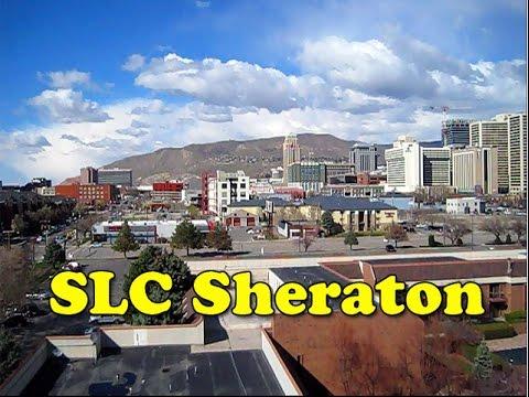 Salt Lake City Utah Sheraton Hotel - Downtown SLC