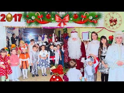 Восточная сказка. Новый год в старшей группе. Детский сад №306 Одесса (первая часть)
