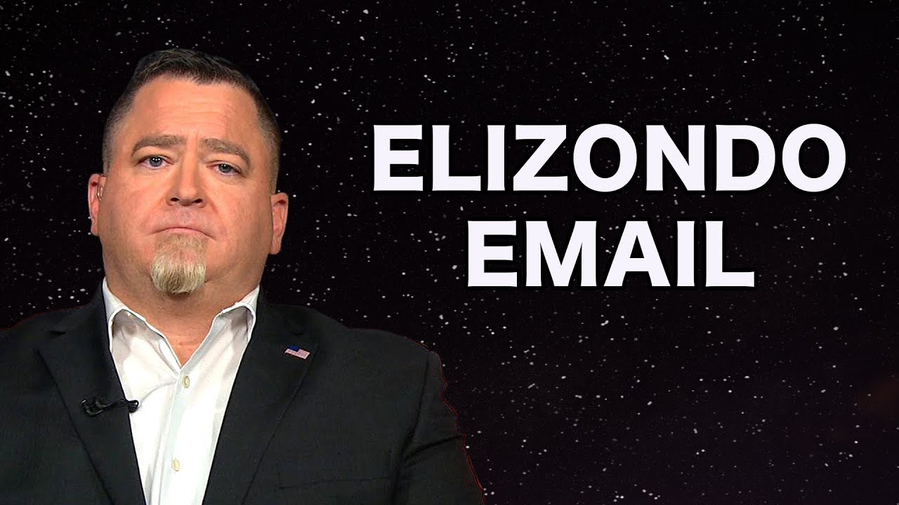 Bombshell Email: Elizondo Asks Pentagon to Verify His AATIP Role
