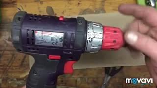 Sparky screwdriver ta'mirlash
