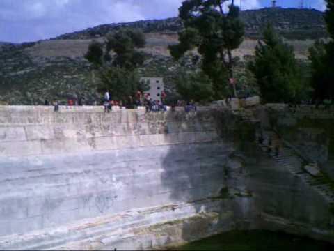 برك سليمان قرية الخضر فلسطين