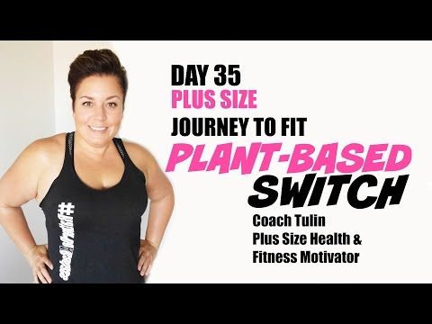 Planted based diet - plus size weight loss - LIVE Periscope #6