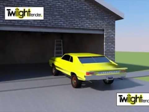Sketchyphysics Make An Animated Garage Door Youtube