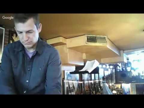 World's Longest Ukulele Performance @ The Raven Cafe, Port Huron, MI 7/2/16 (Livestream Pt. 1)