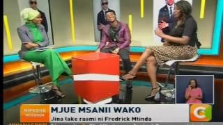 Mjue Msanii Wako: Brown Mauzo