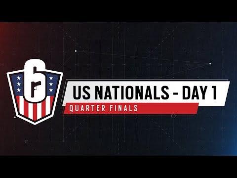 Rainbow Six US Nationals Finals – Las Vegas, NV | Day 1