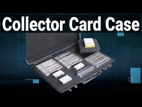 Compact Card Collector Case - Video