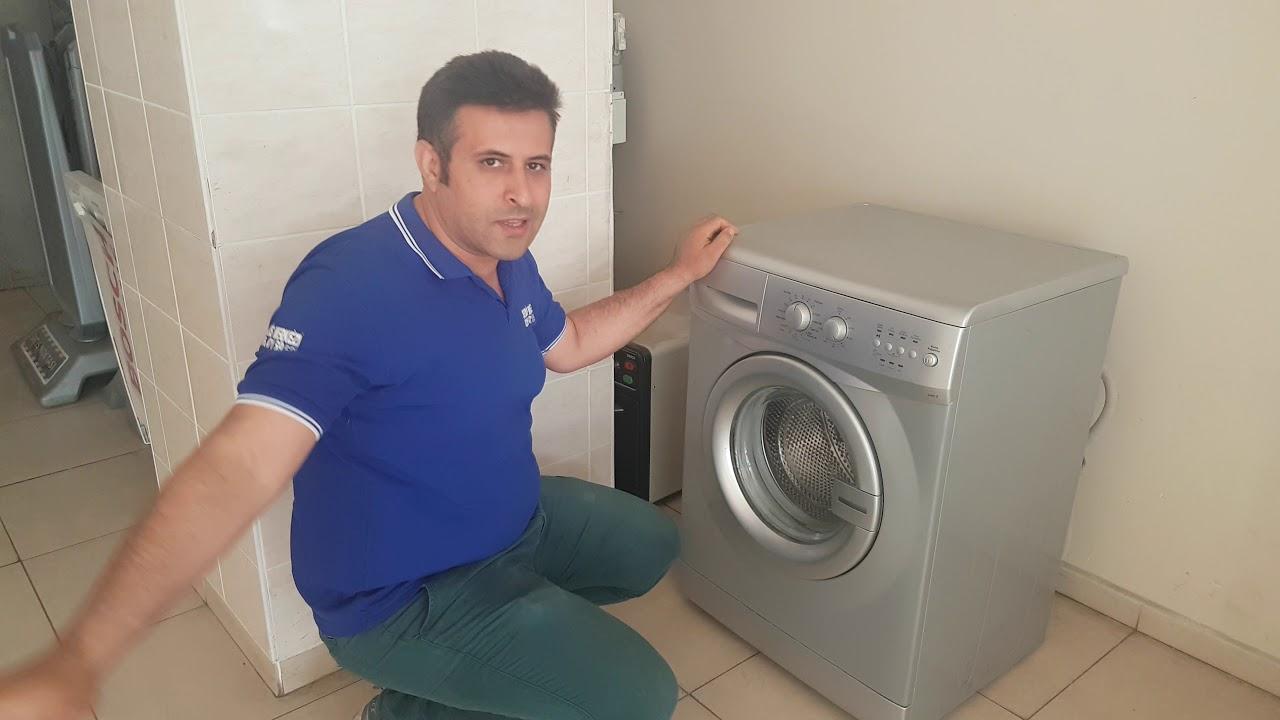 Çamaşır makinesinin seçimi