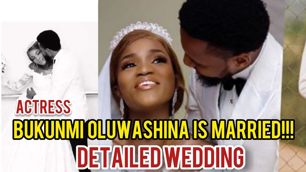 Download BUKUNMI OLUWASHINA WEDDING // Bukunmi oluwashina is married //See bukunmi oluwashina's marriage