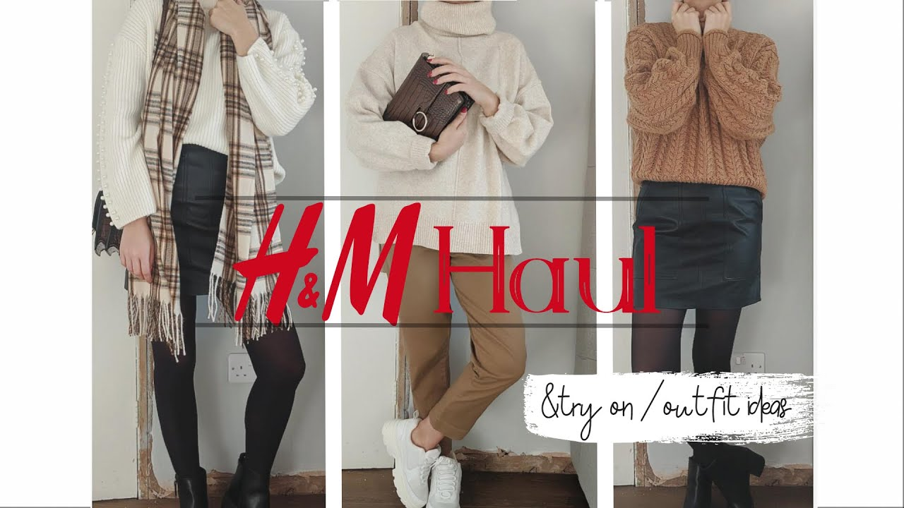 [VIDEO] - H&M CLOTHES HAUL & TRY ON | OUTFIT IDEAS NOVEMBER 2019 | Simply Kyri 2