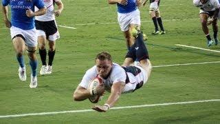 USA Ireland Rugby, Houston, Texas June 8th,  Sports Talk 790 & 94.5 The Buzz