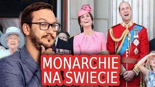 Monarchie na ŚWIECIE