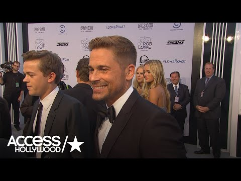 Rob Lowe On His Comedy Central Roast: 'The Meaner, The Better'