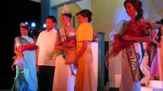 Coronation Night during the 46th Founding Anniversary of Northern Samar