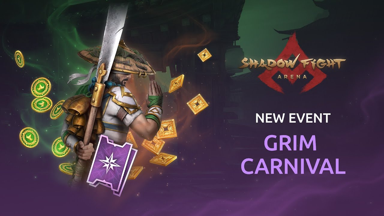Shadow Fight Arena: Grim Carnival