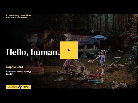 Extraordinary Webinar - Hello, human.