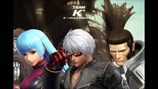 The King of Fighters XIV - KD-SR (K' Team Theme) OST