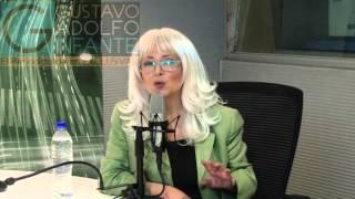 Fuertes declaraciones de Abril Campillo sobre Luis Miguel, Lucia Mendez y Alejandra Avalos!!