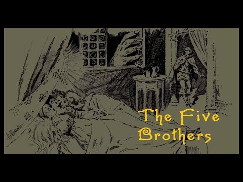 The Five Brothers | Around the Hearth: Traditional Nordic Fairy Tales